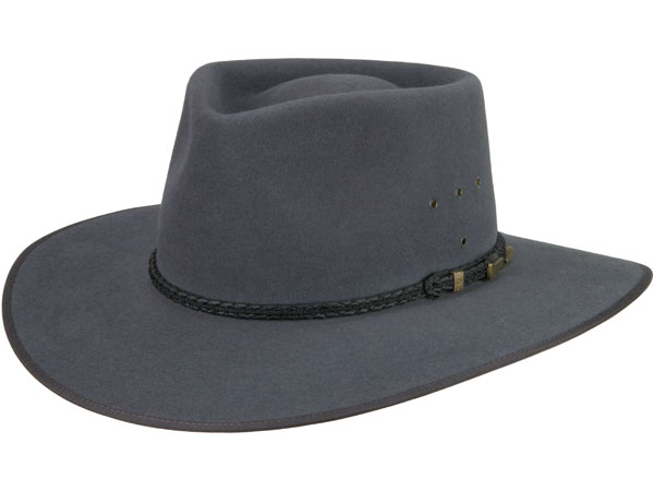 Cattleman Hat by Akubra, Glen Grey