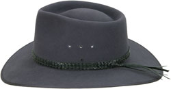 #856 Six Plait Hat Band